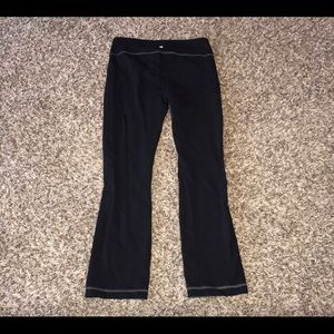 Lululemon athletica yoga leggings pants size 6